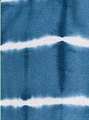 Dolman Cardigan Sweater - Tie Dye Blue, TIE DYE, alternate