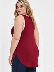 Favorite Tunic Tank - Super Soft Red, RED, alternate
