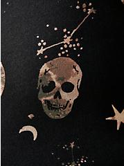 Sleep Short - Supersoft Skull Black, MULTI, alternate