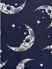 Lace Trim Sleep Baby Doll - Super Soft Moon Navy, MULTI, alternate