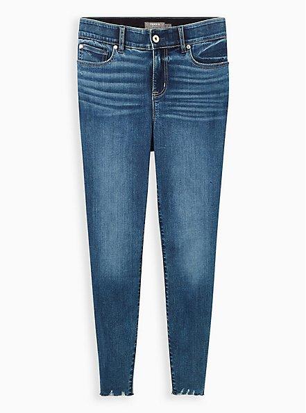 Bombshell Skinny Jean - Super Soft Medium Wash, JUPITER, hi-res