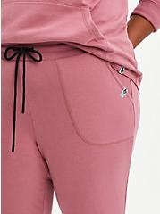 Classic Fit Active Jogger - French Terry Pink , MESA ROSA, alternate