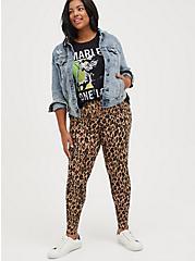 Premium Legging with Pockets - Leopard Print, ANIMAL, hi-res