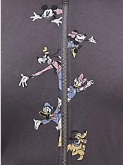 Zip Hoodie - Disney Mickey & Friends Peek, NINE IRON, alternate