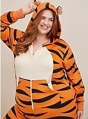 Onesie Pajamas - Disney Winnie The Pooh Tigger, ANIMAL, hi-res