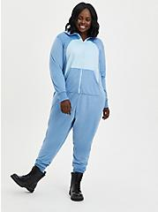 Onesie Pajamas - Disney Lilo & Stitch, BLUE, alternate