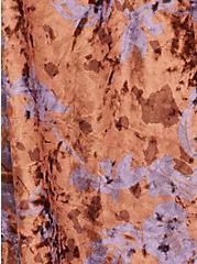 Multicolor Velvet Ruana, , alternate