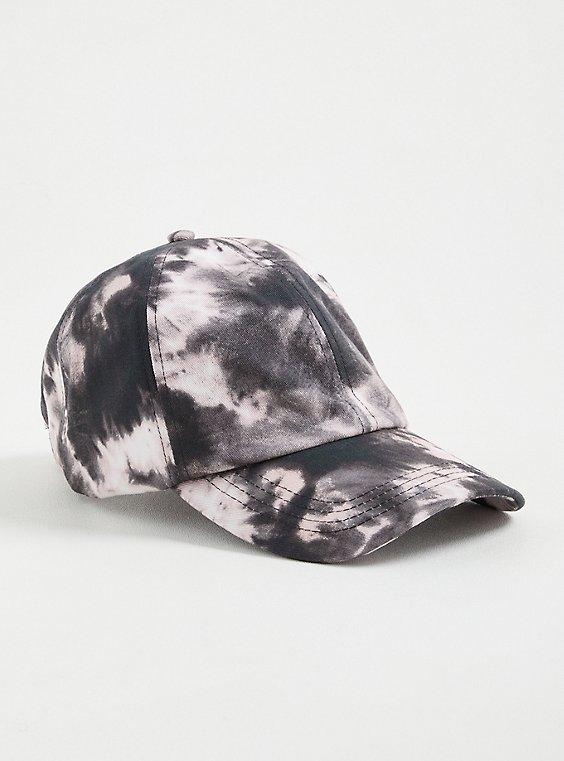 Breast Cancer Awareness Baseball Cap - Tie Dye, , hi-res
