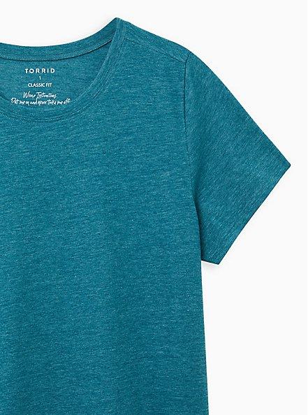 Everyday Tee - Signature Jersey Blue , GULF COAST, alternate