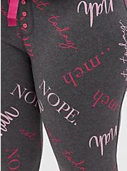 Sleep Legging - Nah Grey, MULTI, alternate