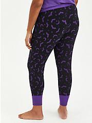 Sleep Legging - Bats Black, MULTI, alternate