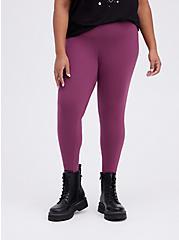 Premium Legging - Violet, PURPLE, alternate
