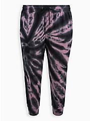 Classic Fit Jogger -  Active Cupro Tie Dye Grey, TIE DYE, hi-res