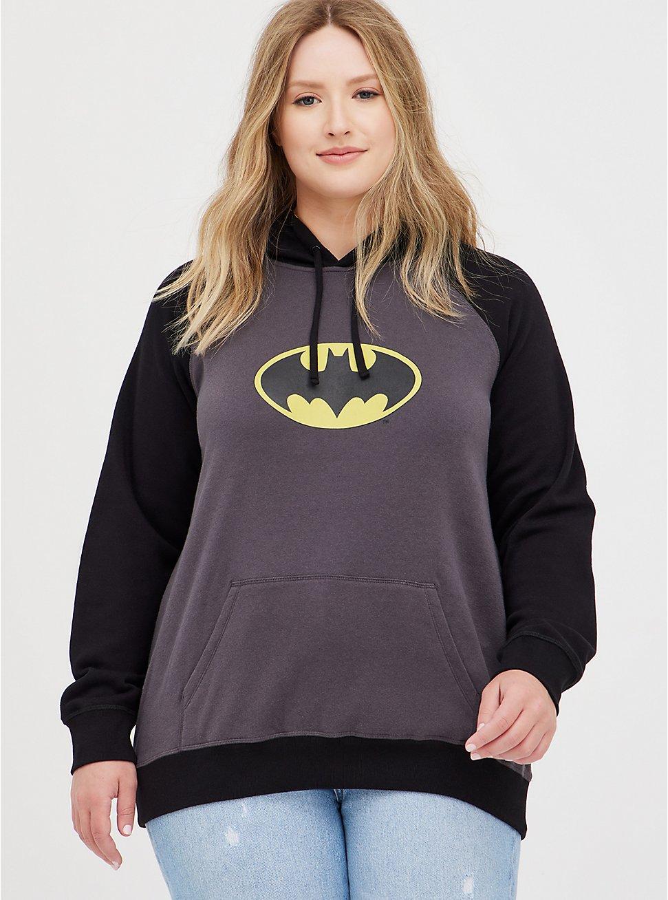 Warner Bros. Batman Hoodie , NINE IRON, hi-res