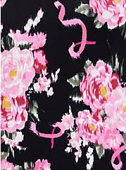 Breast Cancer Awareness Favorite Tunic - Super Soft Floral Black, OTHER PRINTS, alternate