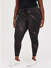 Classic Fit Jogger - Everyday Stretch Marble Black, MULTI, hi-res