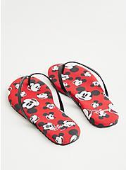 Disney Mickey Red Fashion Sandal, MULTI, alternate