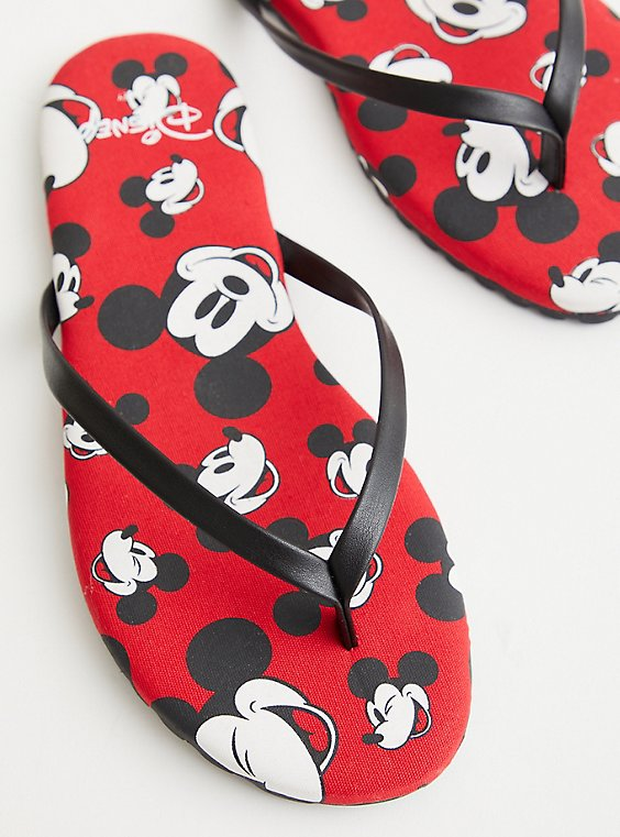 Disney Mickey Red Fashion Sandal, MULTI, hi-res