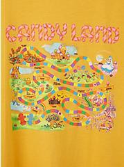Slim Fit Crew Tee - Candyland Yellow, SUNDRESS, alternate