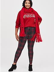 Sweatshirt - Fleece Coca Cola Red, JESTER RED, alternate
