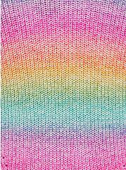 Ombre Duster - Rainbow Brite, STRIPE - MULTICOLOR, alternate