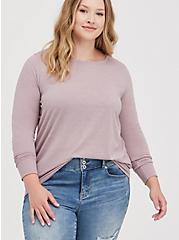 Everyday Tee - Signature Jersey Purple, PURPLE, hi-res