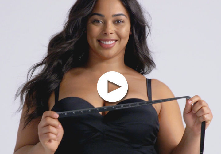 How To Measure Your Underwire Suit