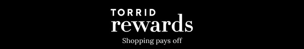 TORRID rewards