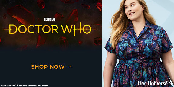 Doctor Who,  Shop Now