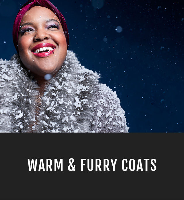 Warm & Furry Coats
