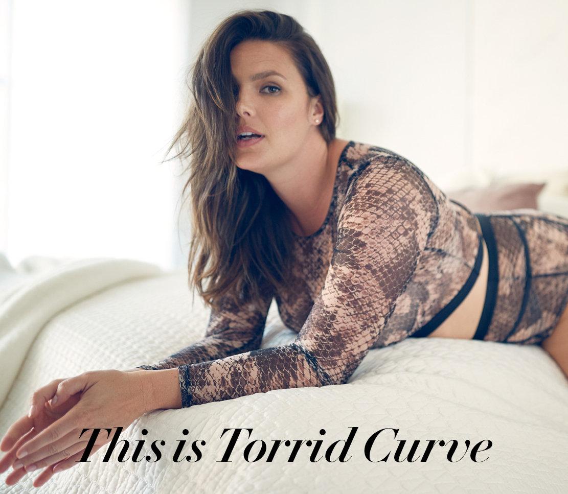 This is Torrid Curve, Shop Look 32