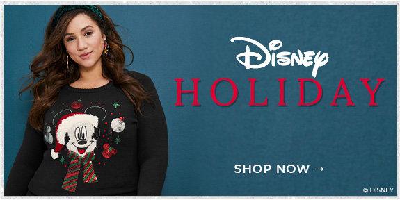 Disney Holiday, Shop Now