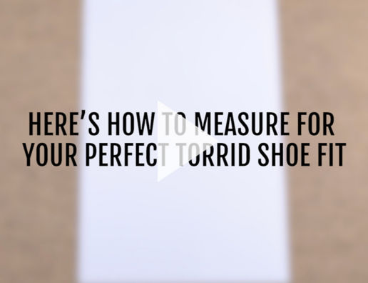 How to Measure your foot, Play video