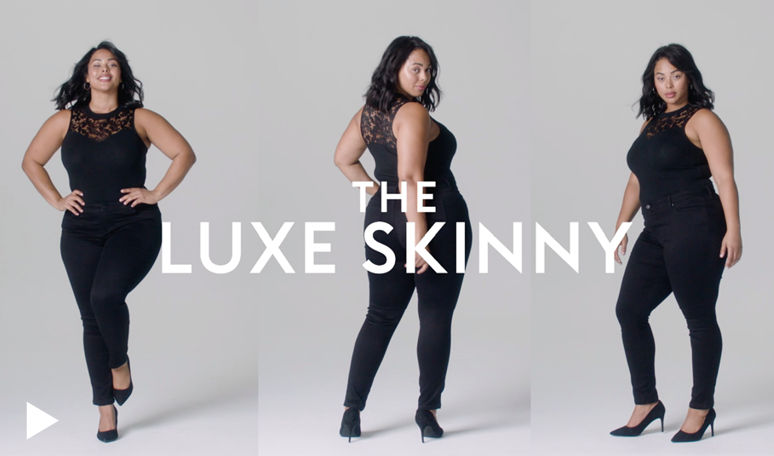 Feel the Fit Video, Luxe