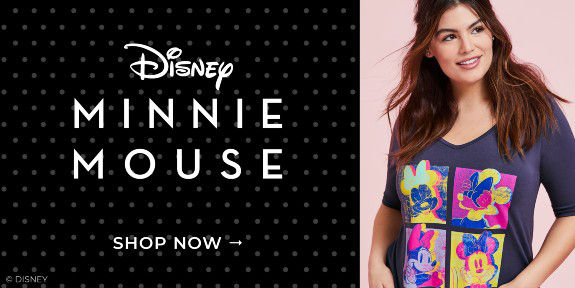 Minnie Mouse, Shop Now