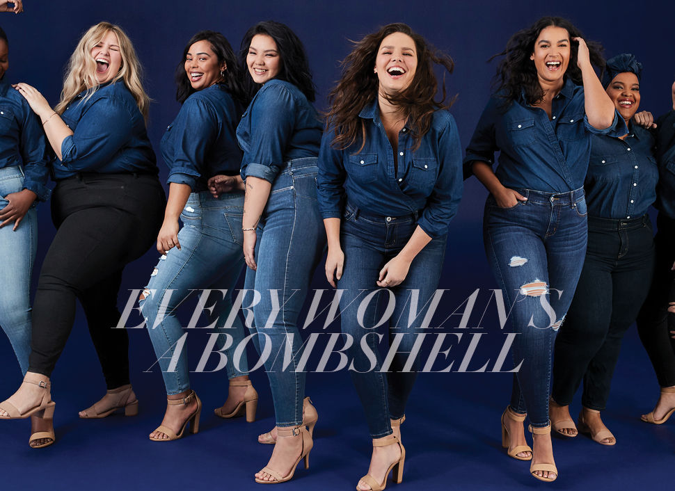 February Collection, Every woman's a bombshell, Shop Look 4