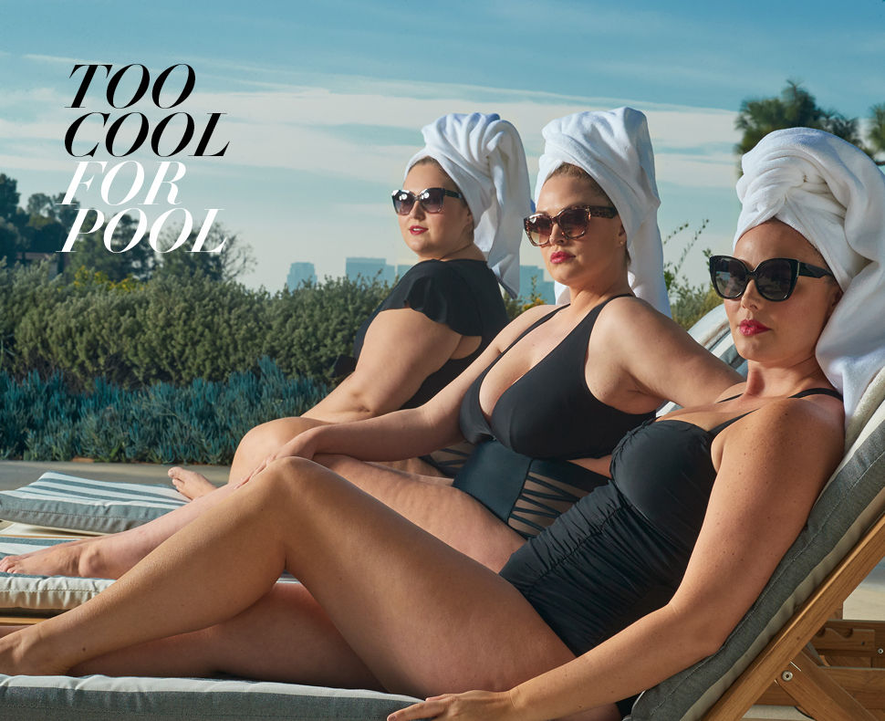 February Collection, Too Cool for Pool, Shop Look 13