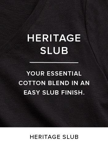 Heritage Slub