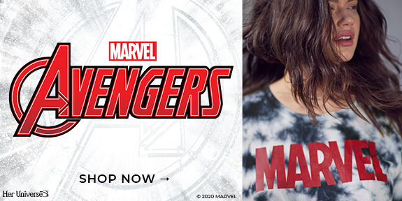 Marvel Avengers, Shop Now