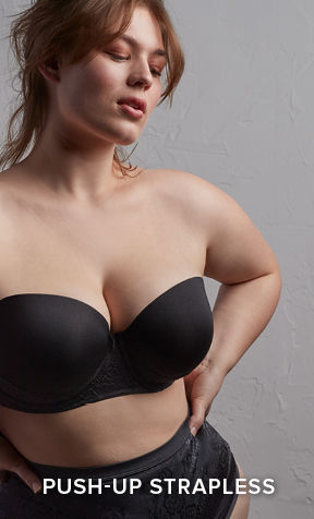 Push-up strapless
