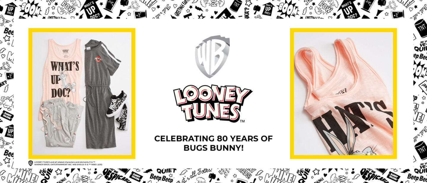 Looney Tunes. Celebrating 80 Years of Bugs Bunny