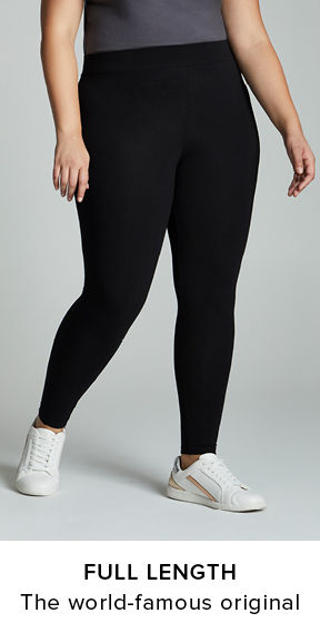 Full Length Leggings. The world-famous original