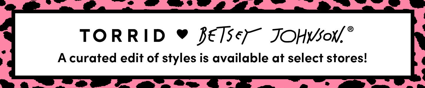 A curated edit of styles is available at select stores!