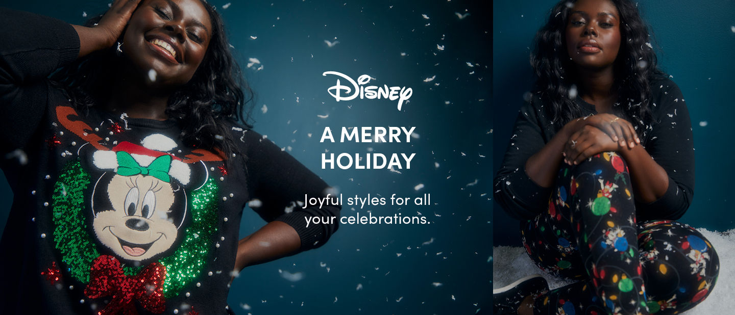 Disney A Merry Holiday Joyful Styles for all your Celebrations - Lookbook 1