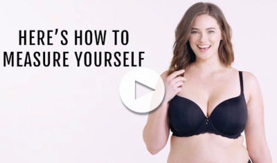 How To Measure Your Bras Size