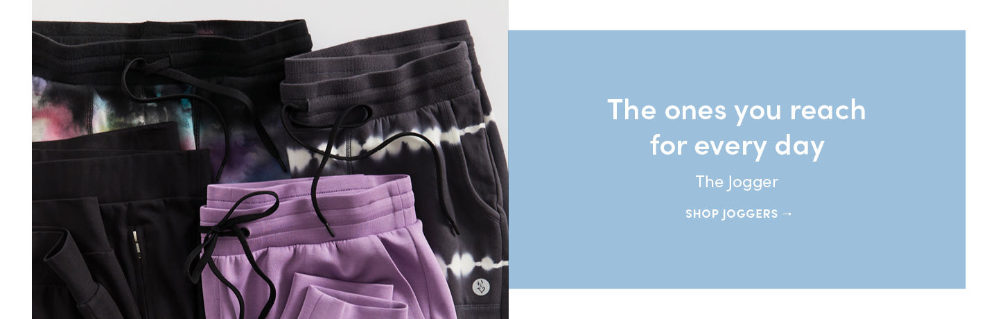 The ones you reach for every day The Jogger Shop Joggers
