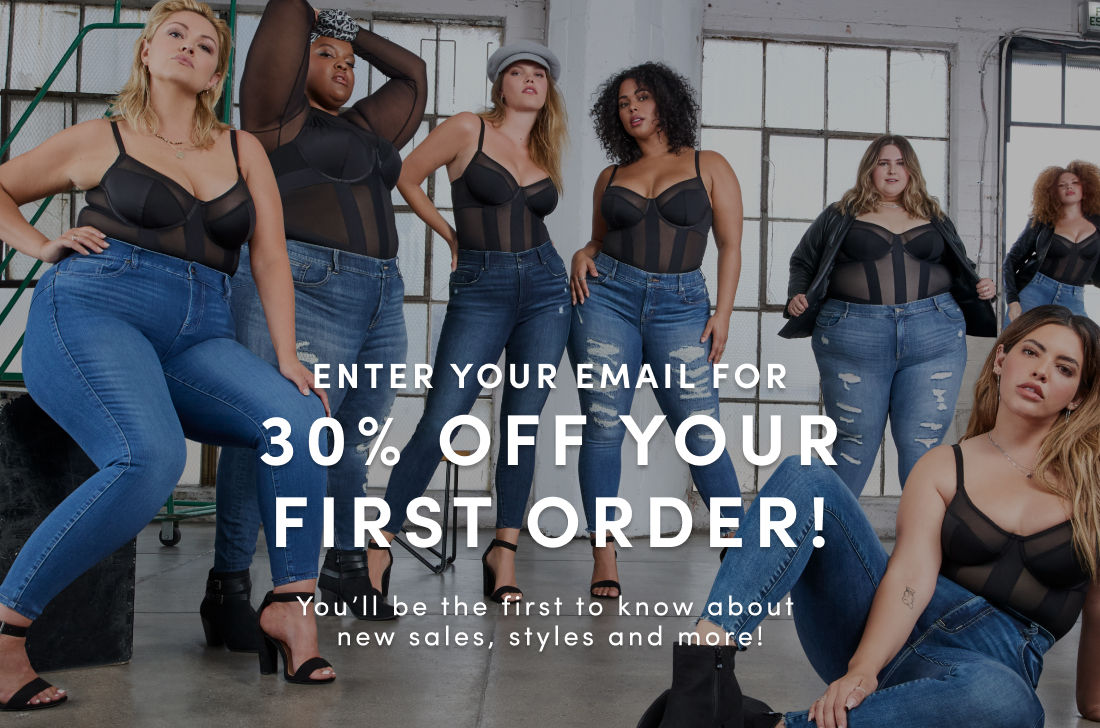 Enter Your Email For 30% Off Your First Order! You'll be the first to know about new sales, styles and more!