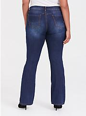 Slim Boot Jean - Medium Wash, ISABELLA MEDIUM WASH, alternate