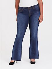 Slim Boot Jean - Medium Wash, ISABELLA MEDIUM WASH, hi-res