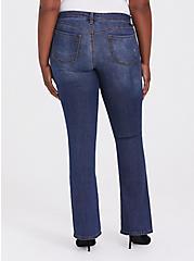 Slim Boot Jean - Medium Wash, , fitModel1-alternate